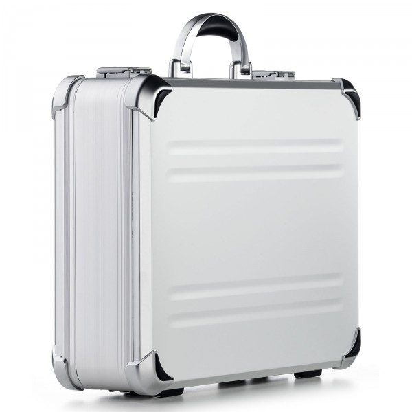 bwh Koffer Vollaluminium-Designkoffer VDK Typ 3 - Vorderseite