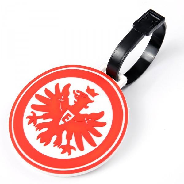 Eintracht Frankfurt Kofferanhänger Frontansicht 1