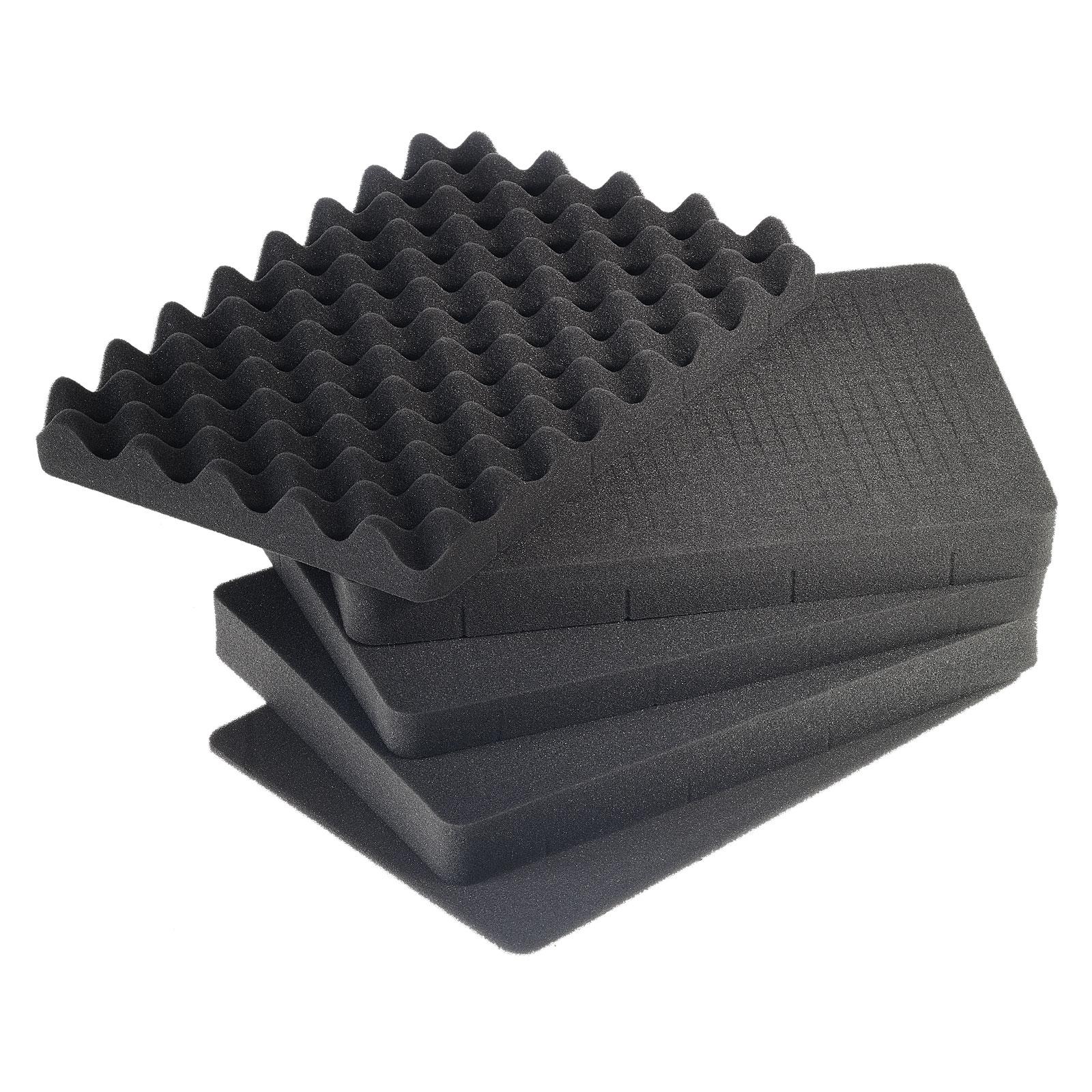 b w schaumstoffeinsatz si f r outdoor cases g nstig kaufen. Black Bedroom Furniture Sets. Home Design Ideas