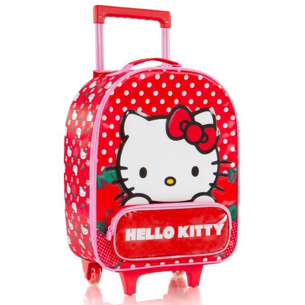 Heys Kids Trolley Hello Kitty 47 cm 2 Rollen Hello Kitty red