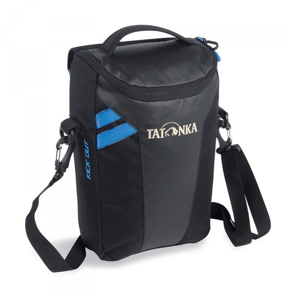 Tatonka Kick Out Umhängetasche für Touchpad 27 cm schwarz Frontansicht
