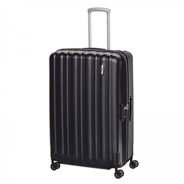 Hardware Profile Plus Volume Trolley 76 cm 4 Rollen (versenkbar) black grained