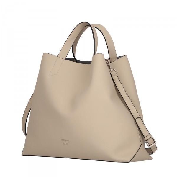 TITAN Barbara Pure Handbag 40 cm sand