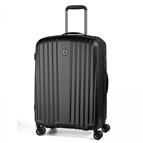 March15 Everest Trolley 67 cm 4 Rollen black Frontansicht