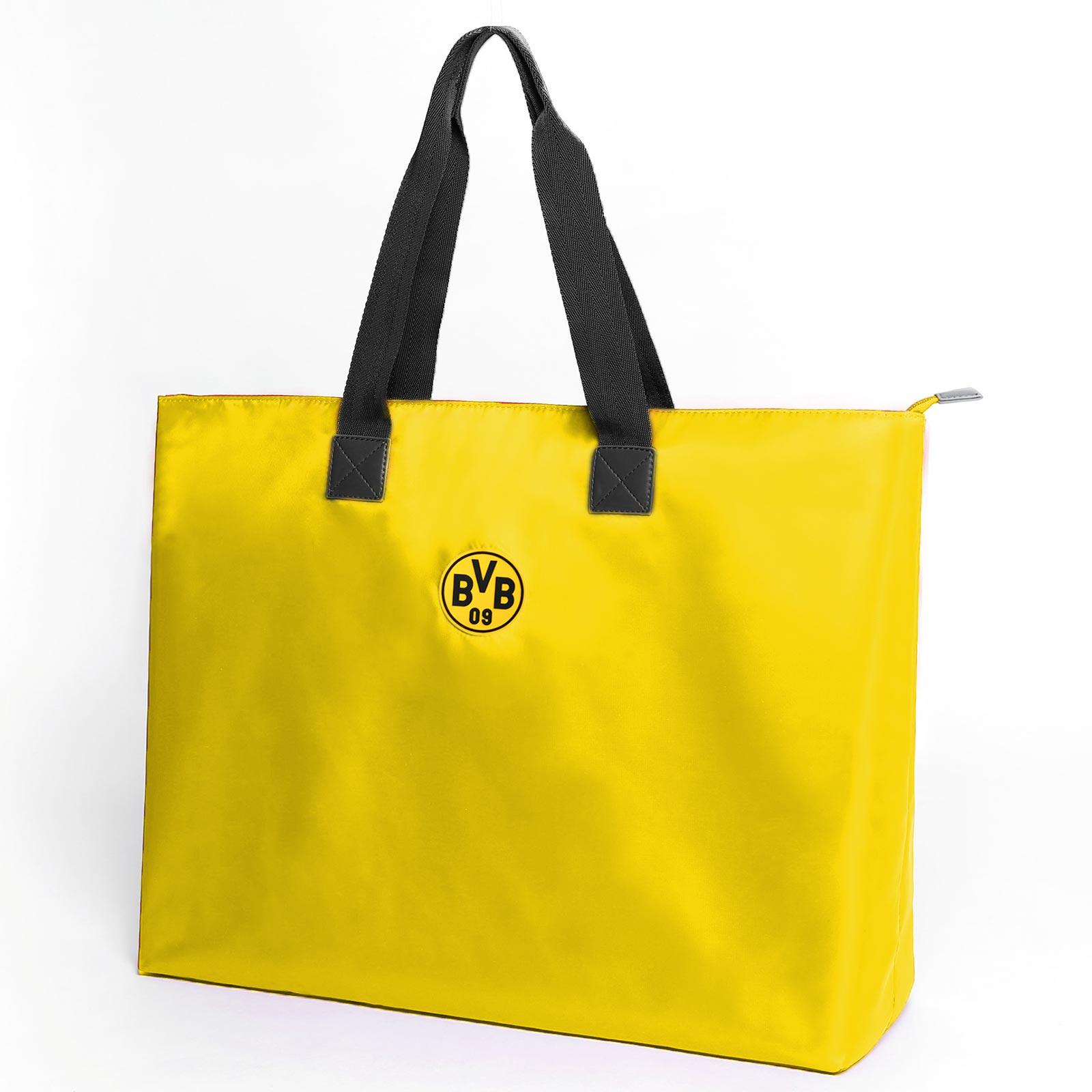 Original Borussia Dortmund Shopper Strandtasche G Nstig