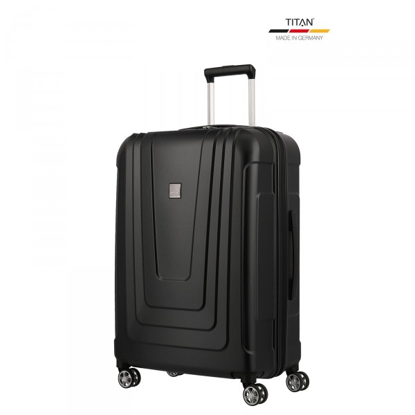 TITAN X-Ray Trolley 72 cm 4 Rollen Atomic Black