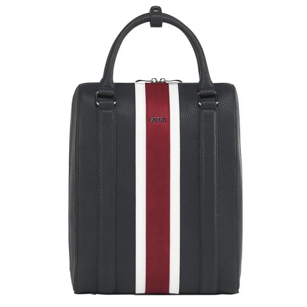 SOCHA BB Red Stripe Business-Handtasche 28 cm