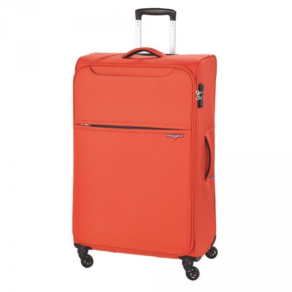 Hardware Xlight Trolley 80 cm 4 Rollen mandarin - Frontansicht