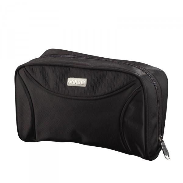JUMP Toledo Evolution Soft Kulturtasche 17 cm black - Frontansicht