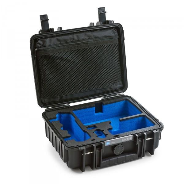 B&W Copter Case Typ 1000 für DJI Mavic Air schwarz
