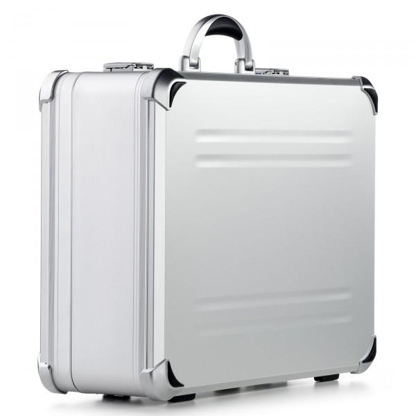 bwh Koffer Vollaluminium-Designkoffer VDK Typ 8 - Vorderseite