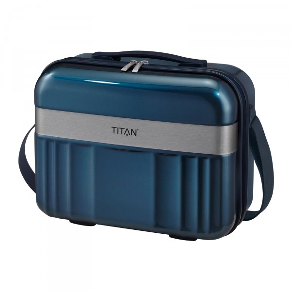 TITAN Spotlight Flash Beautycase 38 cm North Sea