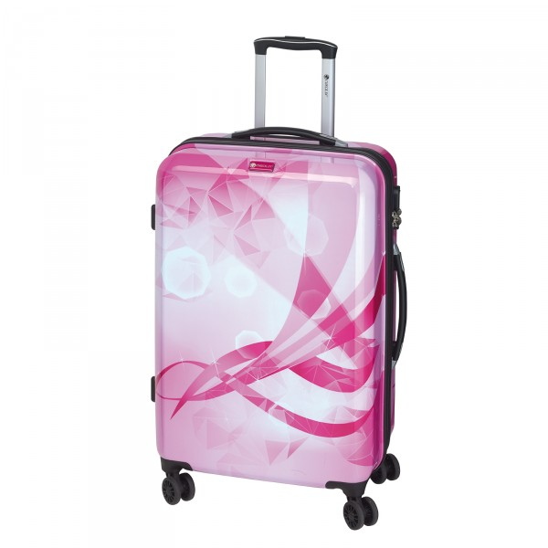 CHECK.IN Atlantis Trolley 69 cm 4 Rollen pink