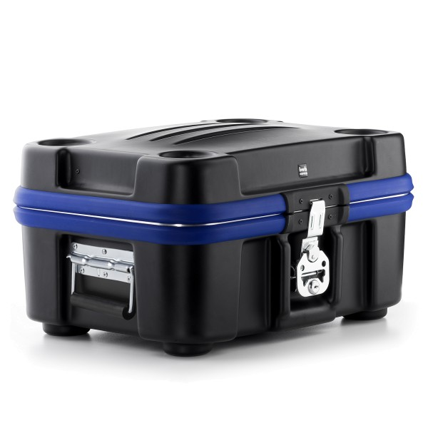bwh Koffer Casys Transportbox Typ 1 Classic schwarz