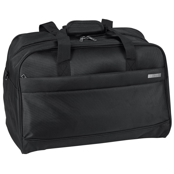 d&n Bags & More Reisetasche 50 cm schwarz