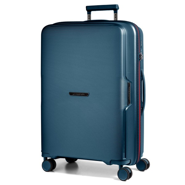 March15 Bel Air Trolley 72 cm 4 Rollen orion blue / red accent