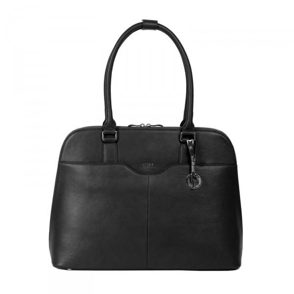 SOCHA Couture Noir Laptoptasche 44 cm - Frontansicht