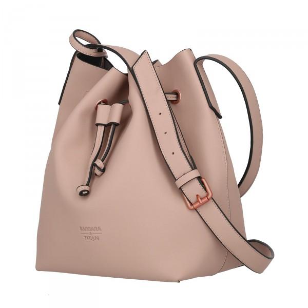 TITAN Barbara Pure Bucket Bag 29 cm rose