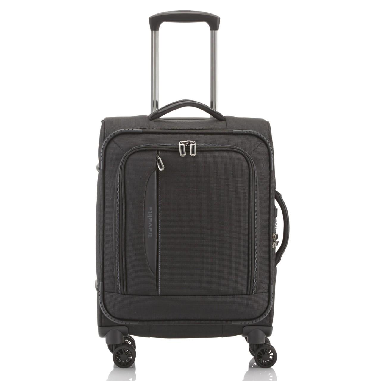 travelite crosslite trolley klein 4 rollen g nstig kaufen koffermarkt. Black Bedroom Furniture Sets. Home Design Ideas