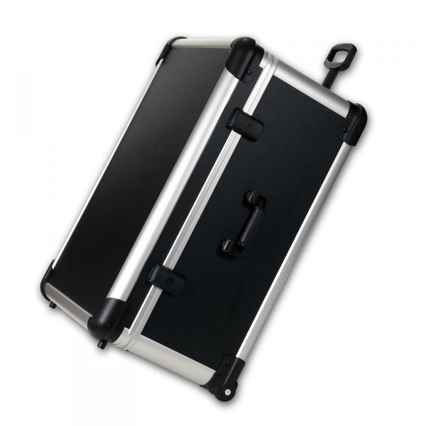 bwh Koffer CoolCase Transportkoffer XL mit 2 Rollen schwarz