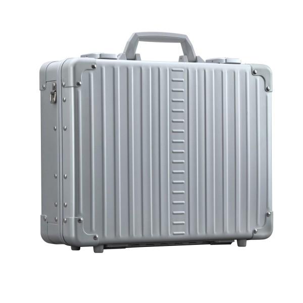 "ALEON Attachè Aluminium Laptop Case 17"" Laptoptasche 42 cm"