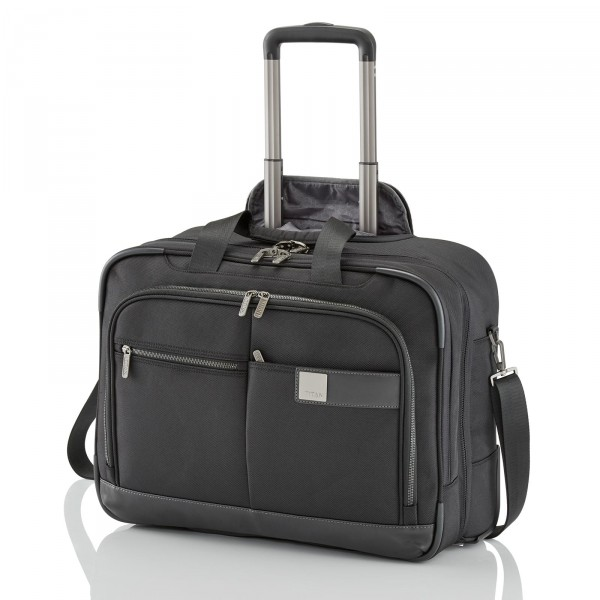 TITAN Power Pack Business-Trolley 48 cm 2 Rollen Black