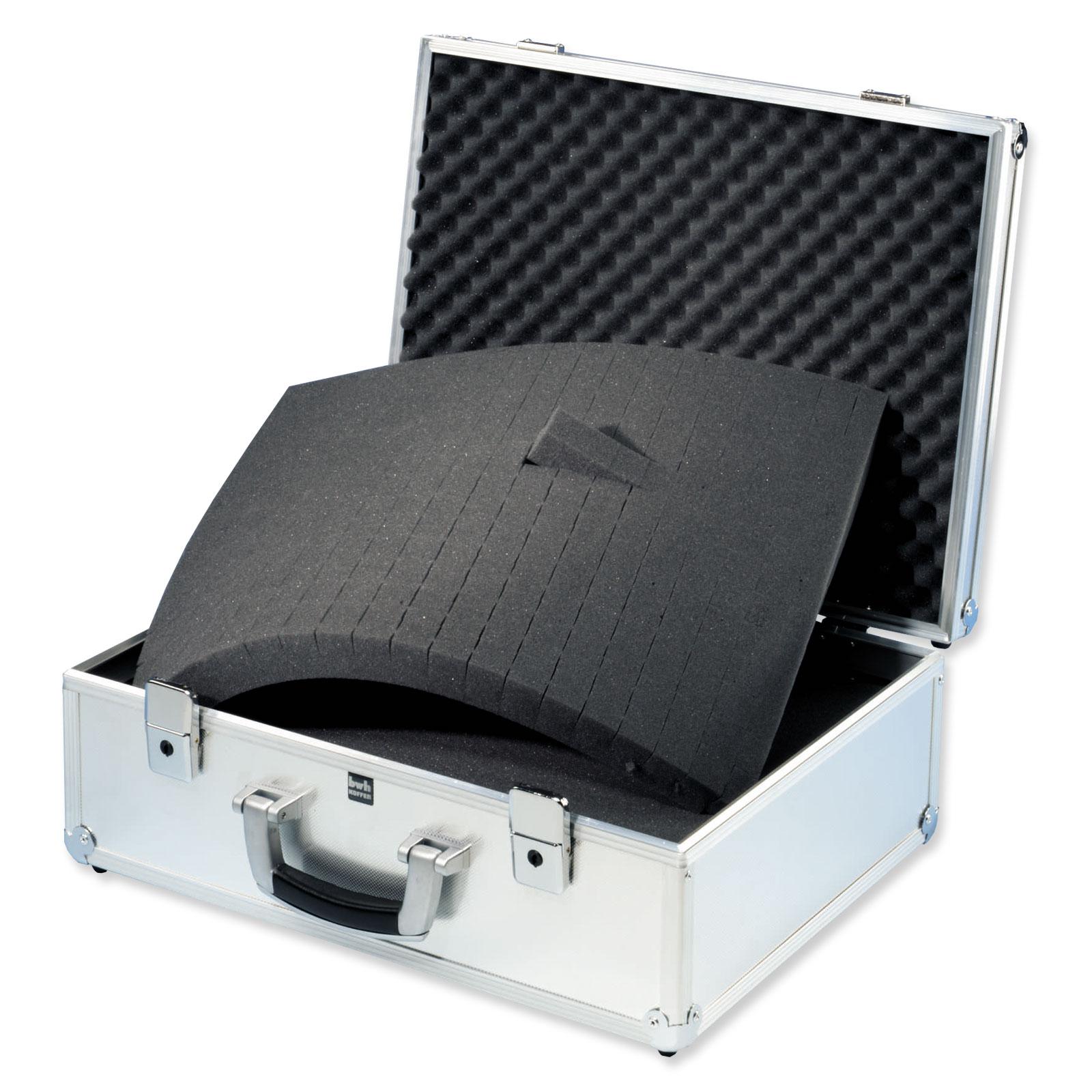 bwh koffer schaumstoffeinsatz f r alu rahmenkoffer ark g nstig kaufen koffermarkt. Black Bedroom Furniture Sets. Home Design Ideas