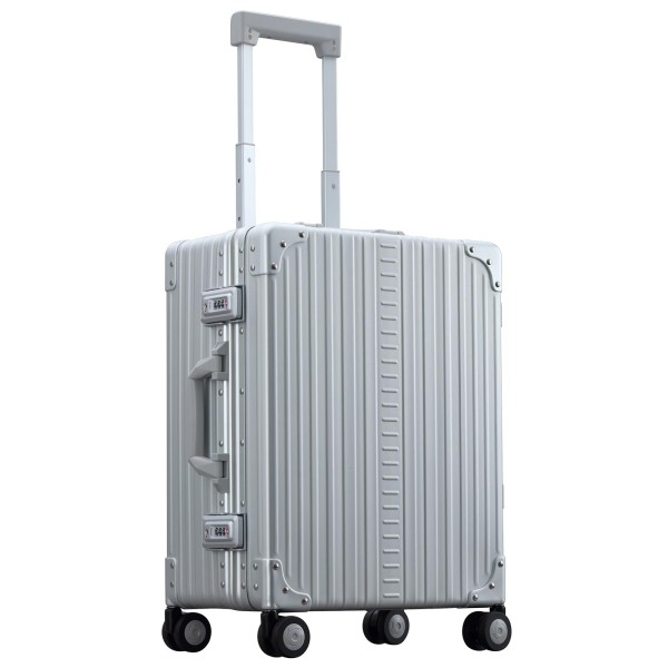 """ALEON Domestic Carry-On Kabinentrolley 21"""" 53 cm 4 Rollen inkl. Suiter"""