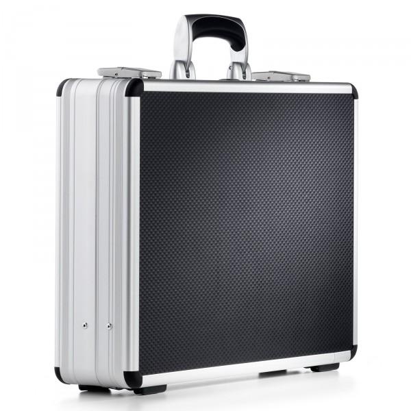 bwh Koffer Alu-Zargenkoffer AZKE Typ 1 - Vorderansicht