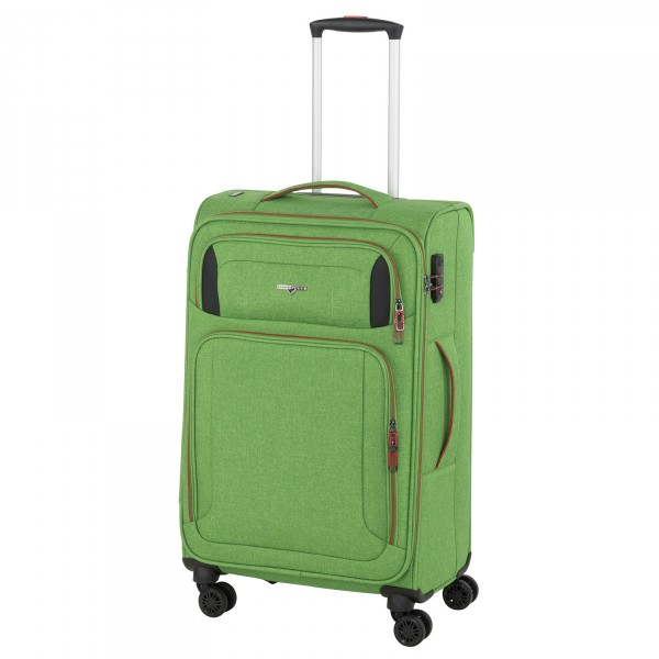 Hardware Airstream Trolley 68 cm 4 Rollen bright green