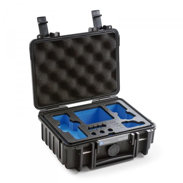 B&W Osmo Case Typ 500 für DJI Osmo Pocket black