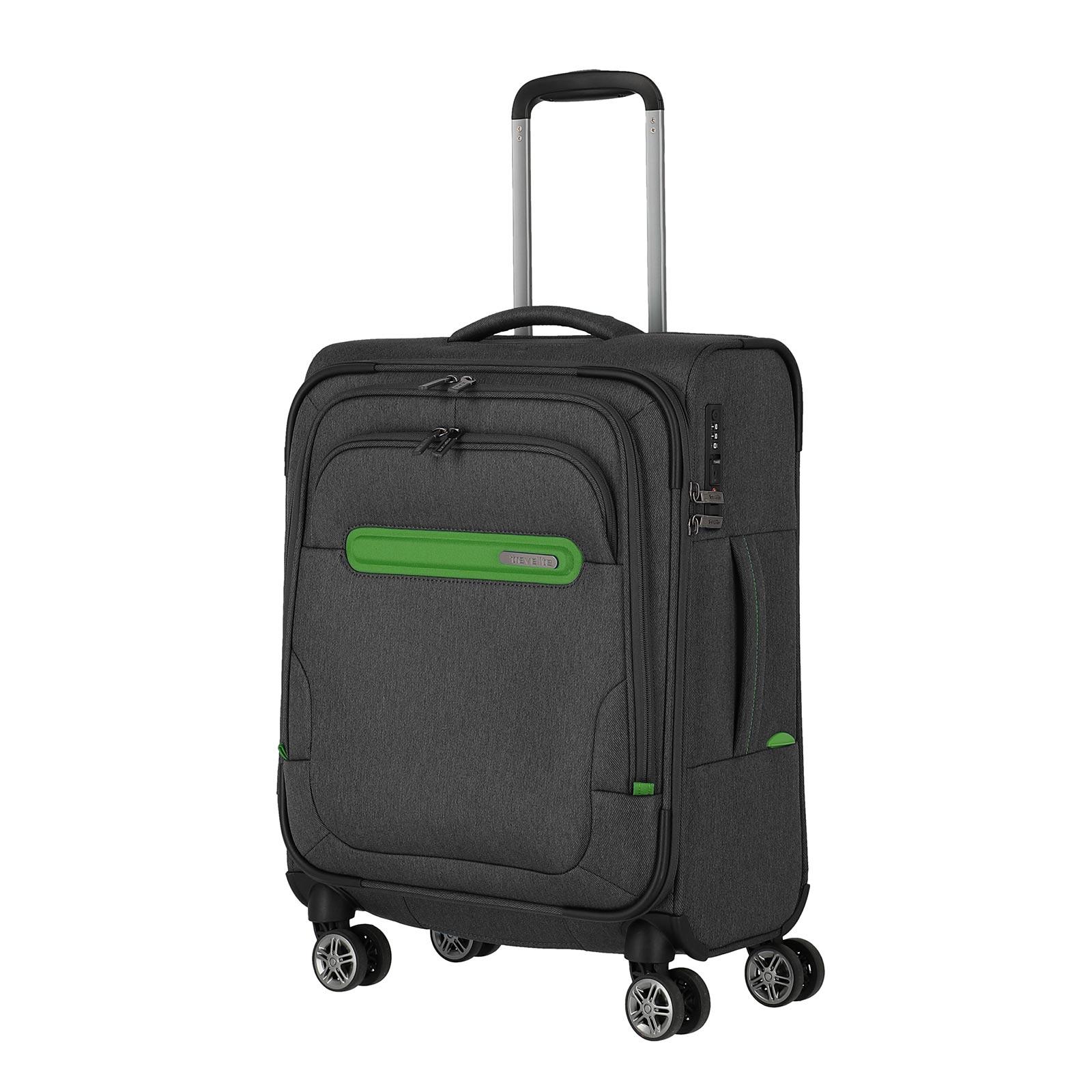 Travelite Tourer Trolley Erweiterbar M 68 Cm Koffer, Taschen & Accessoires