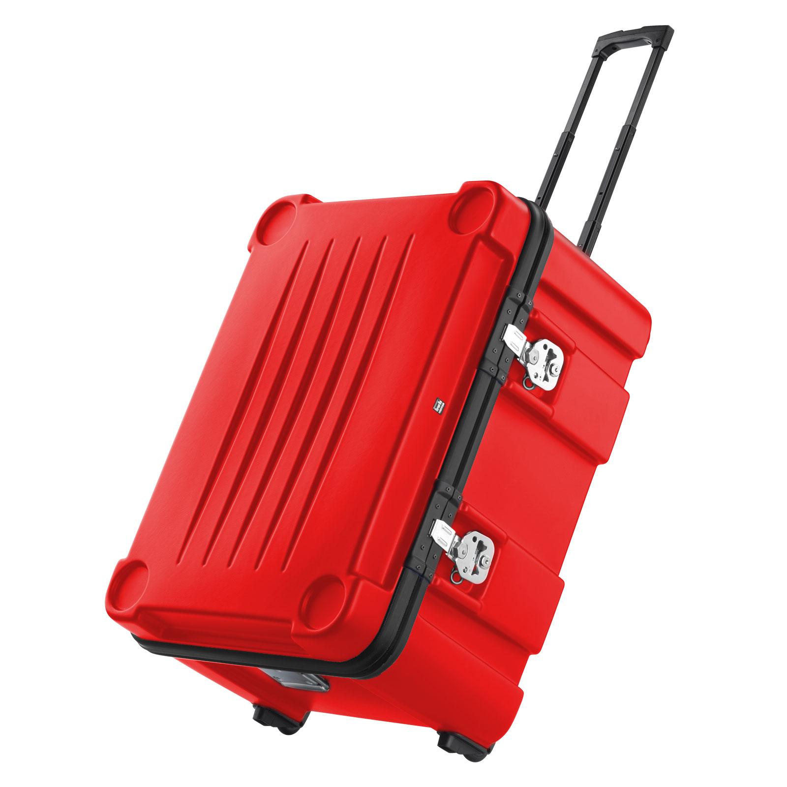 bwh koffer casys typ 3 transportbox 71 cm 2 rollen mit trolley g nstig kaufen koffermarkt. Black Bedroom Furniture Sets. Home Design Ideas