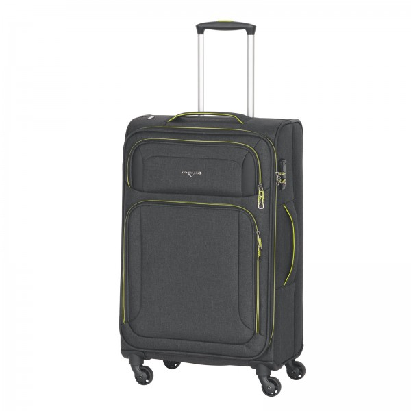 Hardware Airstream Trolley 67 cm 4 Rollen Schrägansicht