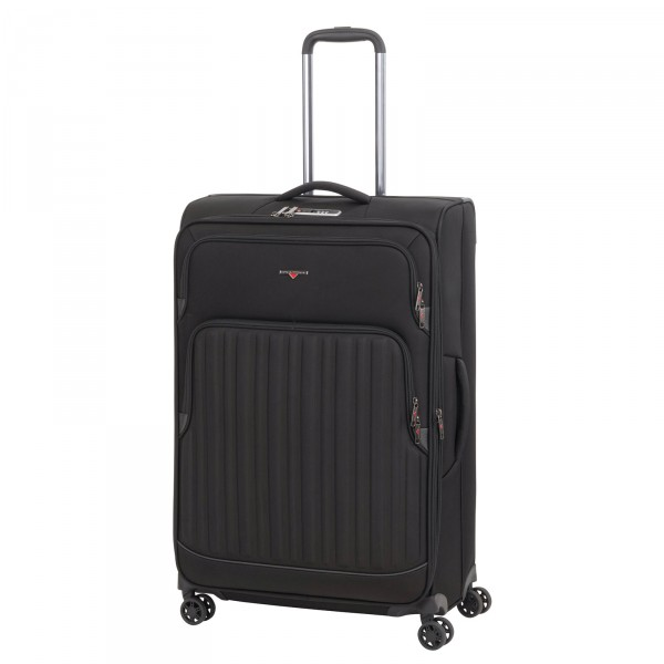 Hardware Profile Plus Soft Trolley 75 cm 4 Rollen erweiterbar black