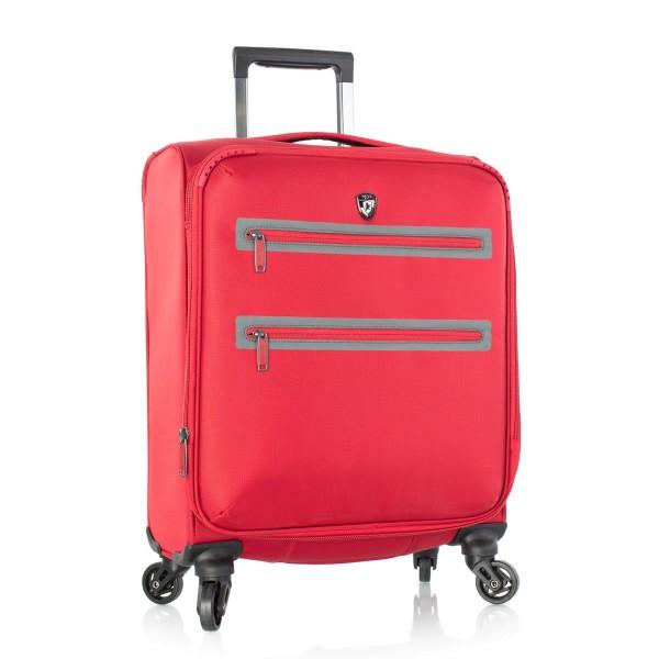 Heys Xero Pro Trolley 53 cm 4 Rollen erweiterbar red