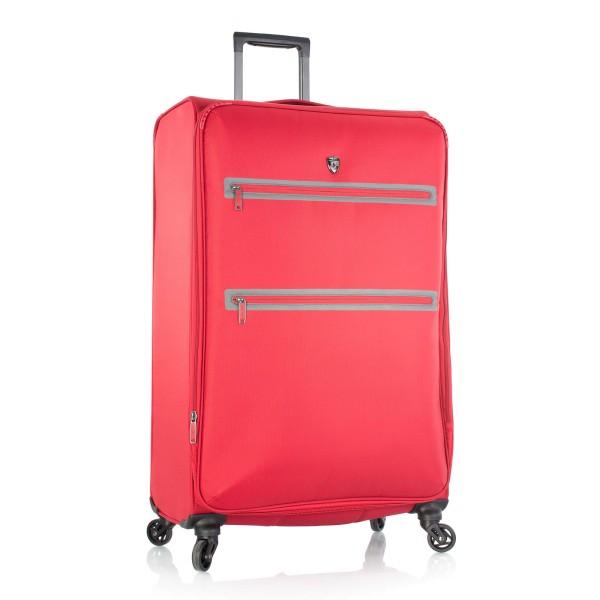 Heys Xero Pro Trolley 76 cm 4 Rollen erweiterbar red