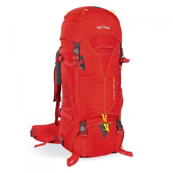 Tatonka Yukon 50 Trekking-Rucksack 74 cm rot Frontansicht