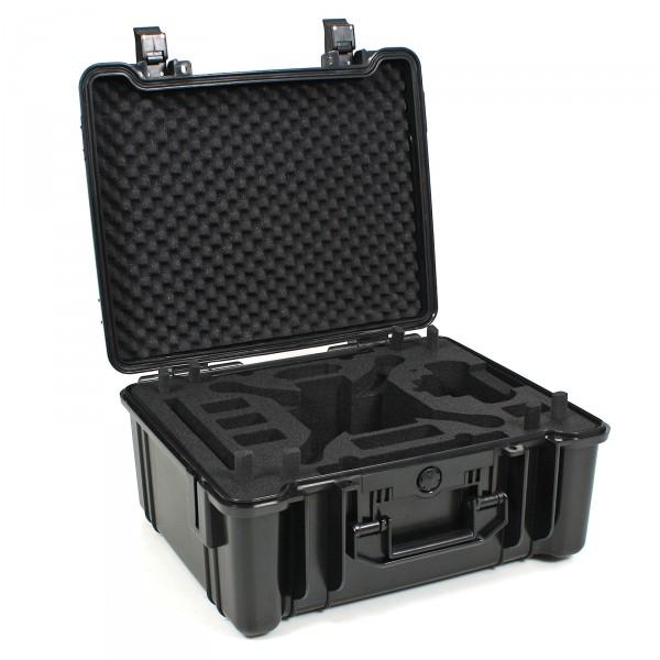 B&W Copter Case Typ 61 schwarz für DJI Phantom 3 Pro/Adv
