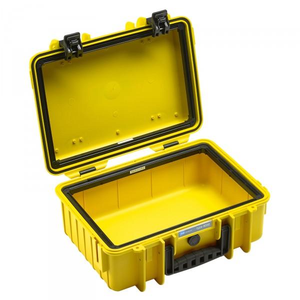 B&W Einbaurahmen PF für Outdoor Cases - Einbaurahmen zur Beispielansicht in einem Outdoor Case Typ 4000
