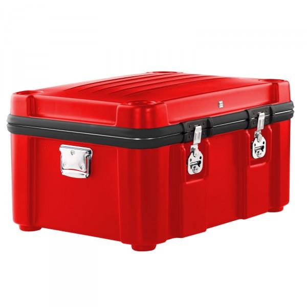 bwh Koffer Casys Typ 3 Transportbox 71 cm rot - Vorderansicht