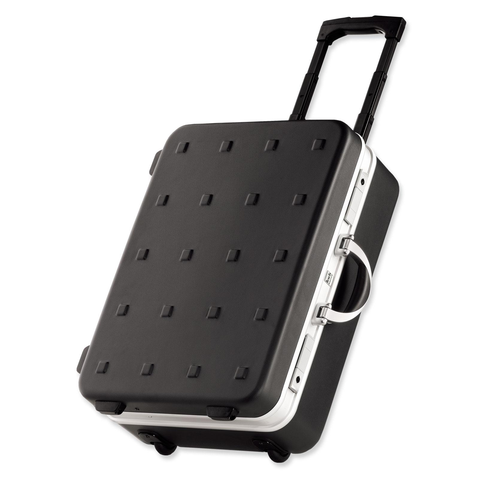 bwh Koffer Mobil-Boardcase 2 Rollen 91710