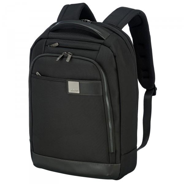 TITAN Power Pack Rucksack 33 cm extraschmal Black