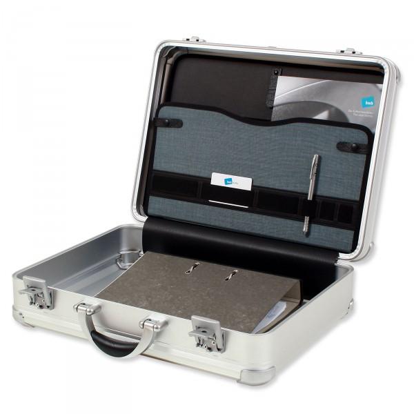 bwh Koffer Dokumentenfach für Vollaluminium-Designkoffer VDK