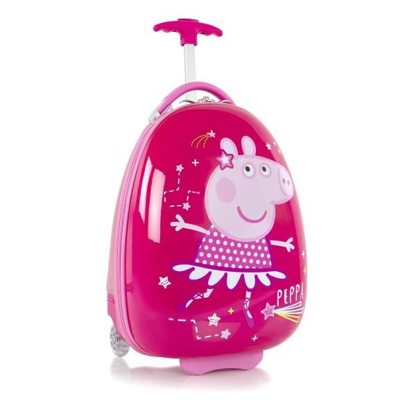 Heys Kids Peppa Pig Trolley 46 cm 2 Rollen