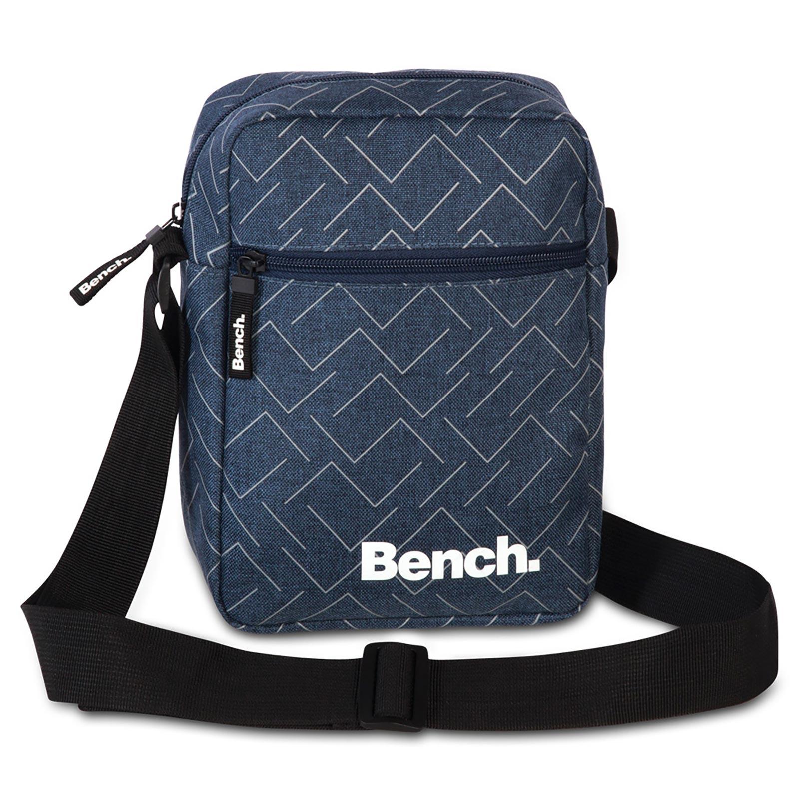 Bench Classic Umhängetasche 23 cm - Blau 64153-0600