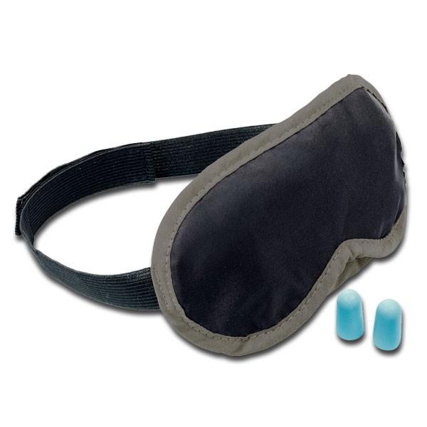 Go Travel Schlafmaske mit Ohrstöpseln
