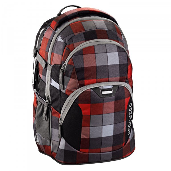 Coocazoo JobJobber 2 Rucksack 45 cm Red District - Frontansicht