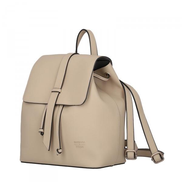 TITAN Barbara Pure Backpack 30 cm sand