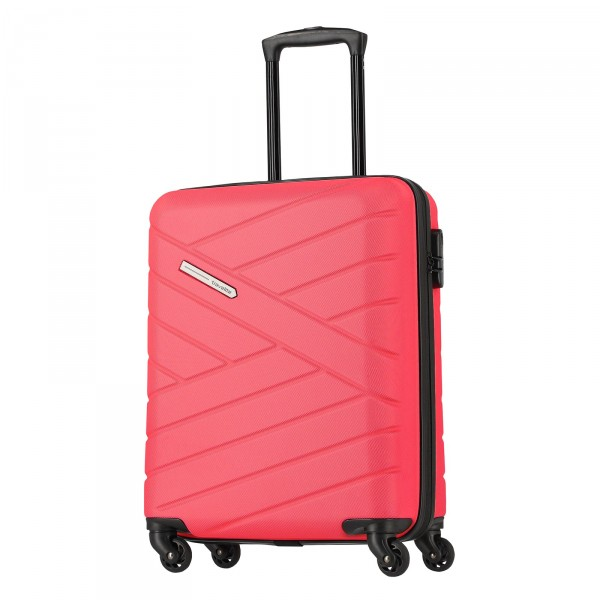 travelite Bliss Kabinentrolley 55 cm 4 Rollen beere